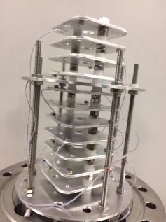 A multiring electrostatic guide